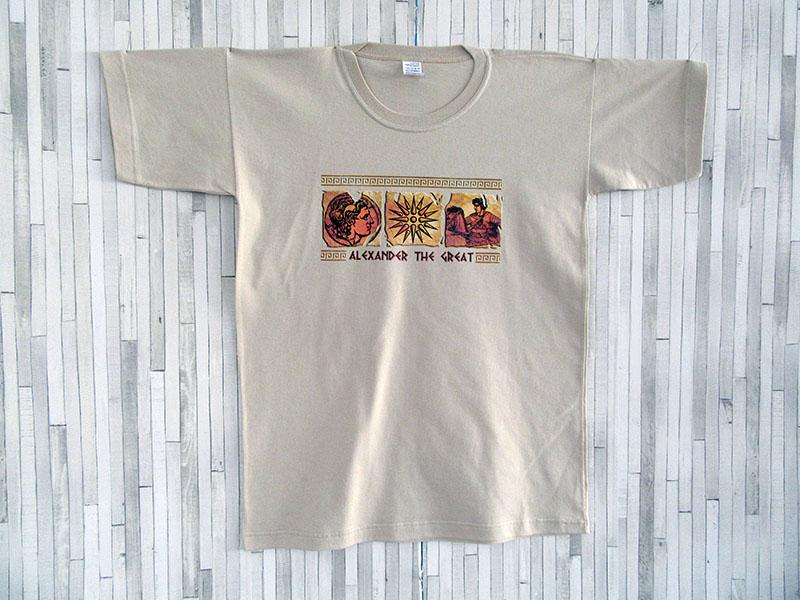 Μπλουζάκι Ενηλίκων - Alexander The Great