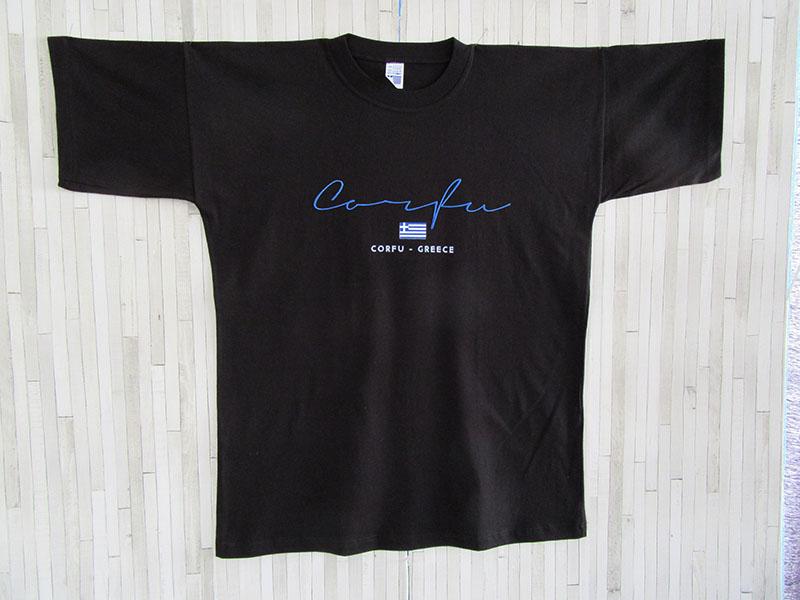Μπλουζάκι Ενηλίκων - Corfu Greece