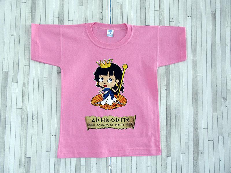 Παιδικό μπλουζάκι - Αφροδίτη