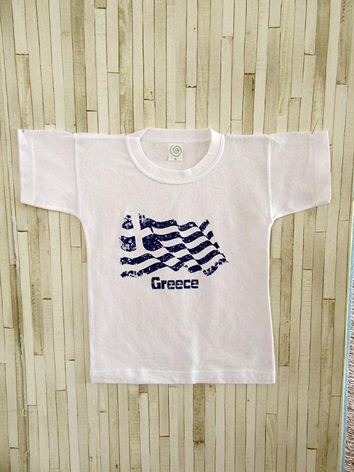 Παιδικό μπλουζάκι - Σημαία