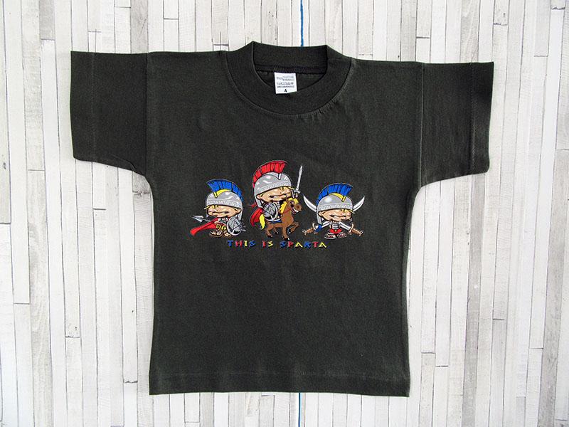 Παιδικό μπλουζάκι - This is Sparta