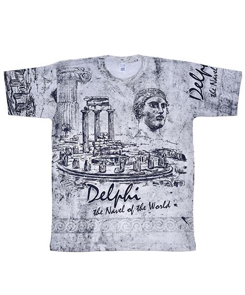 Τουριστική μπλούζα Δελφοί