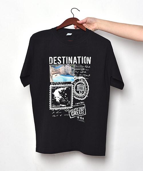 Τουριστική μπλούζα