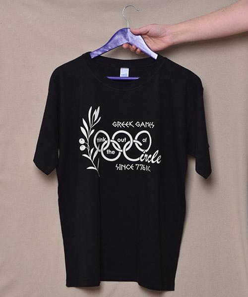 Τουριστική μπλούζα Ολυμπιακοί Αγώνες