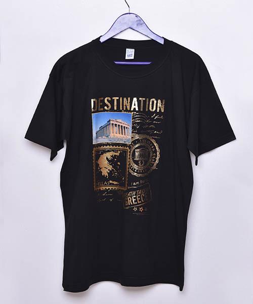 Τουριστική μπλούζα Ελληνικά νησιά