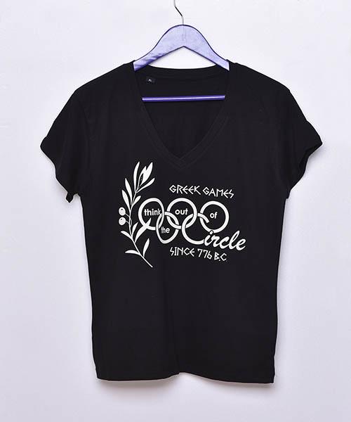 γυναικείο τουριστικό μπλουζάκι
