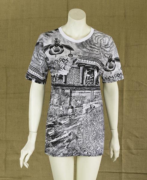 μπλουζάκι κνωσσός κρήτη