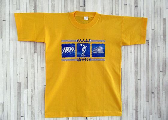 Μπλουζάκι Ενηλίκων - Παρθενώνας - Ολυμπιακοί αγώνες