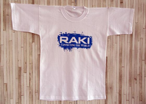 Μπλουζάκι Ενηλίκων - Raki Connecting the world