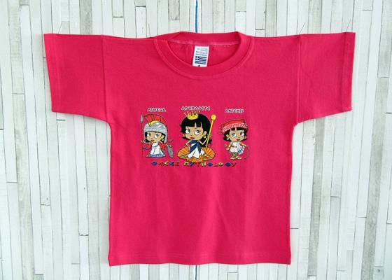 Παιδικό μπλουζάκι - Αθηνά Αφροδίτη Άρτεμις