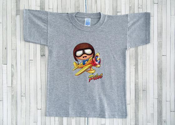 Παιδικό μπλουζάκι - Πιλότος
