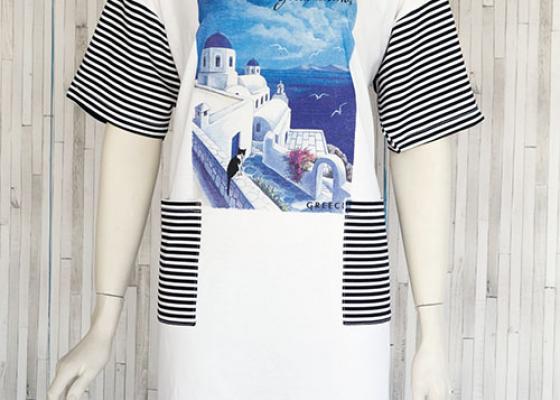 Φόρεμα Ενηλίκων - Σαντορίνη Greek Islands