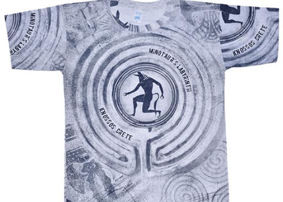Τουριστική μπλούζα Μινώταυρος