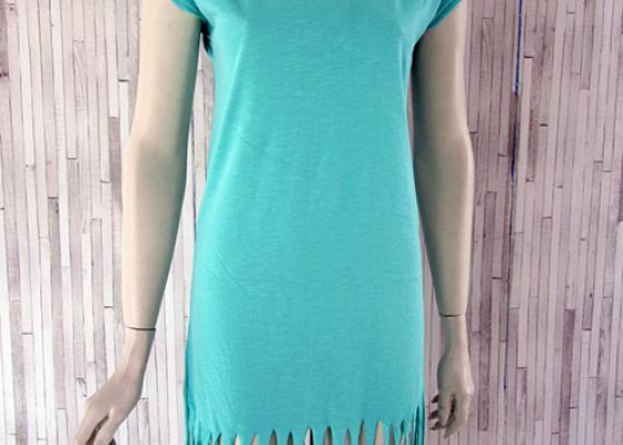 Kρόσσια - Φόρεμα γαλάζιο
