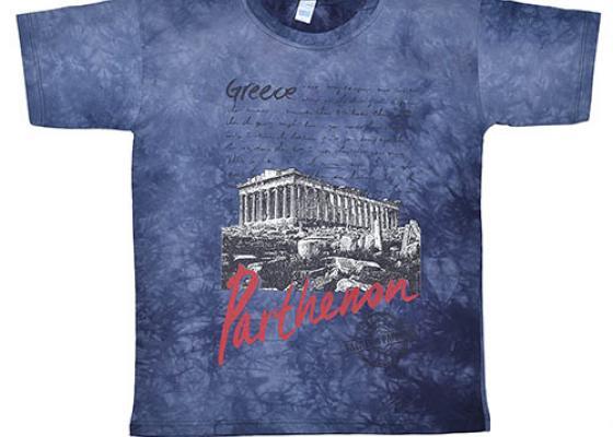Τουριστική μπλούζα Παρθενώνας